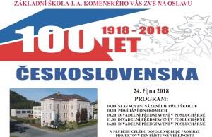100 let ČSR